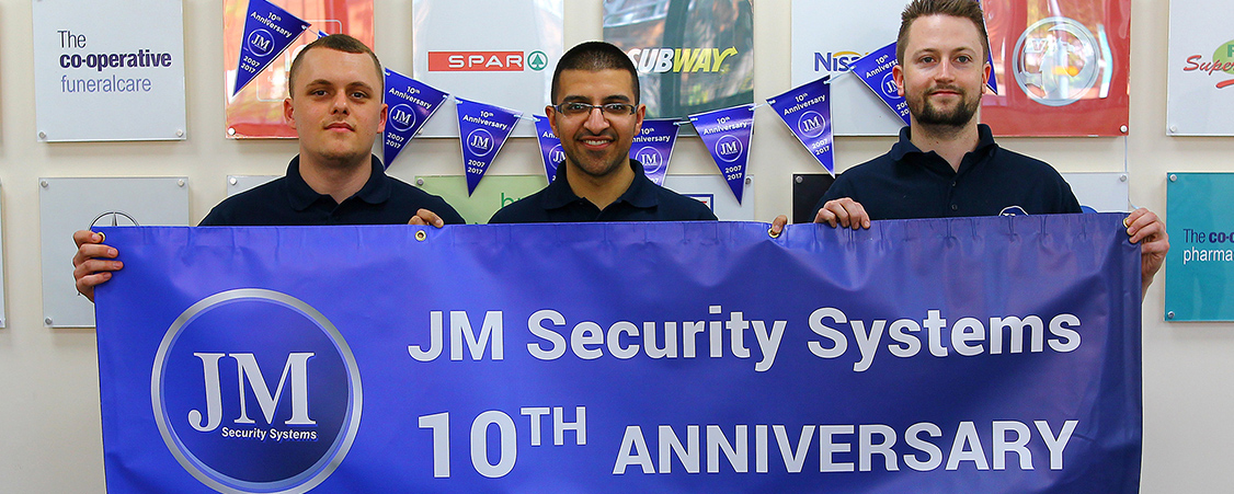 JM Security Systems Trainee Engineers